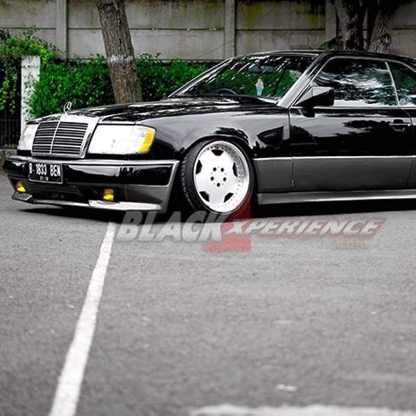 Modifikasi Mercedes Benz 300CE - Project yang Tertunda