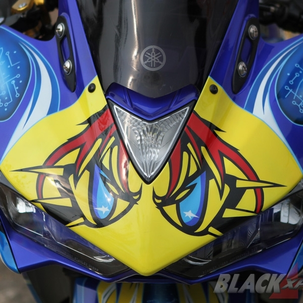 Yamaha R25 Tribute to Daijiro Kato