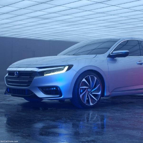 All-New Honda Insight Bakal Debut di Jepang