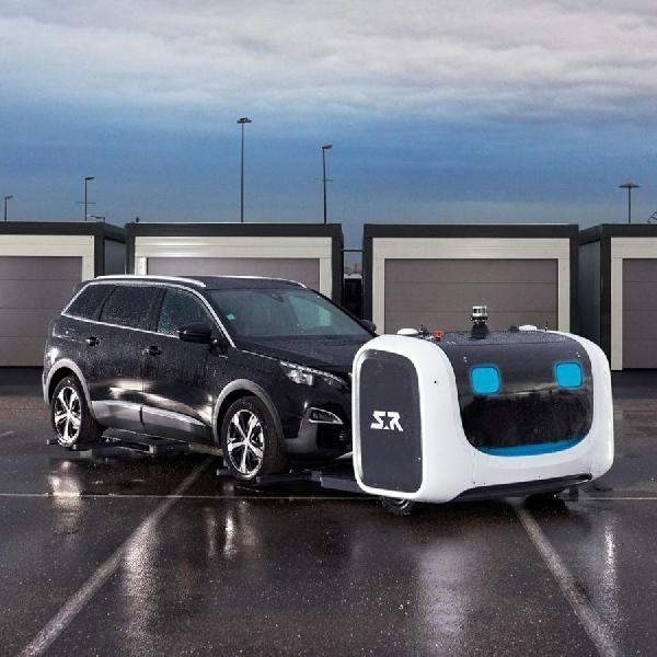 Kenalkan STAN, Vallet Robot Yang Akan Memarkirkan Mobil Anda