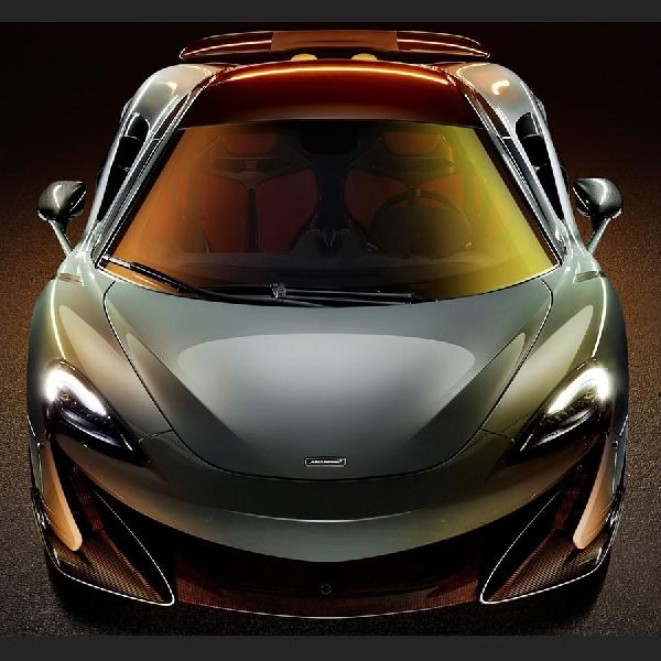 McLaren Akan Rilis Model Longtail (LT) Terbarunya