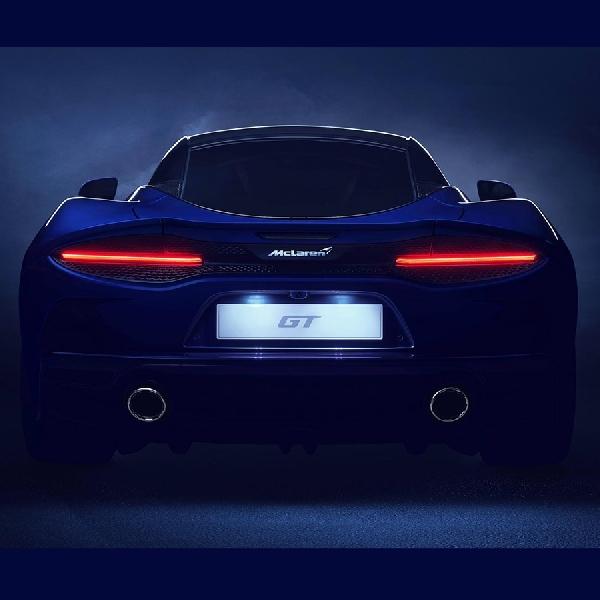 McLaren Ungkap Sosok Supercar GT Yang Baru