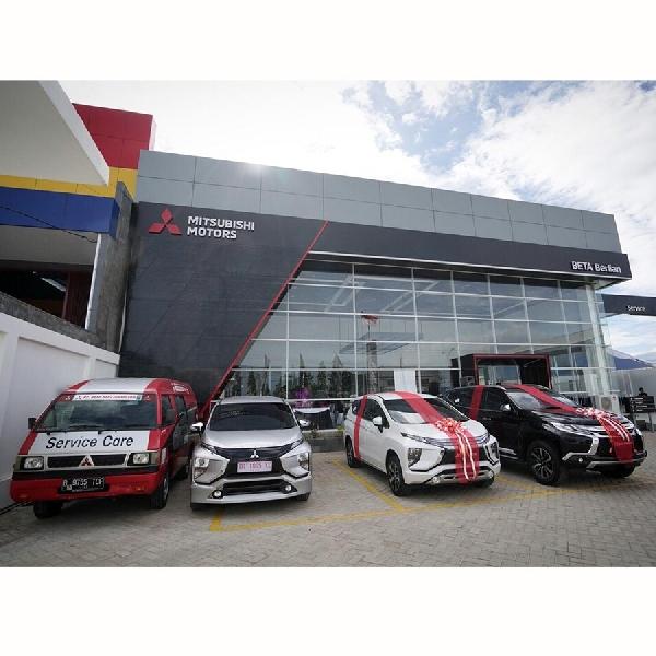Mitsubishi Kembali Meresmikan Dealer 3S Kedua di Kendari
