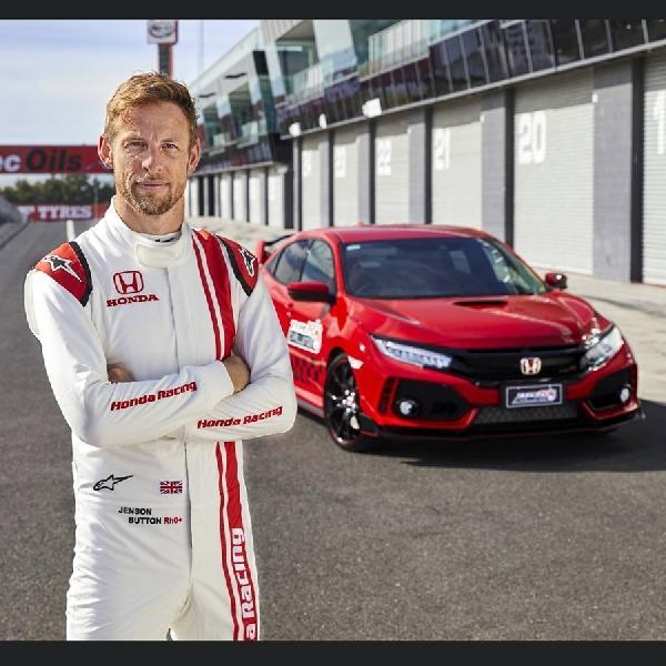 Jenson Button Pecahkan Rekor Di Ajang Type R Challenge