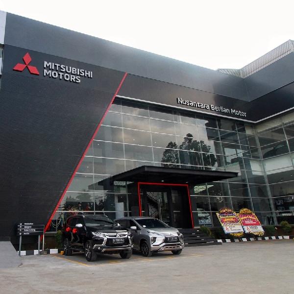 Mitsubishi Dirikan Diler Baru PT Nusantara Berlian Motor Di Tangerang