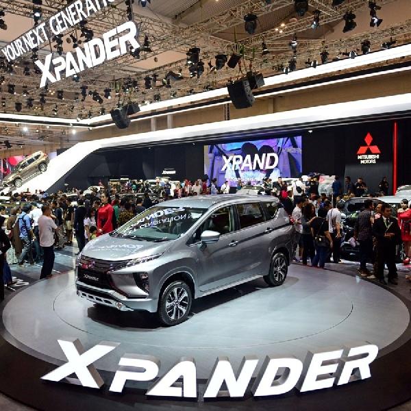 2018 Jadi Tahun Terlaris Penjualan Mitsubishi Di Indonesia