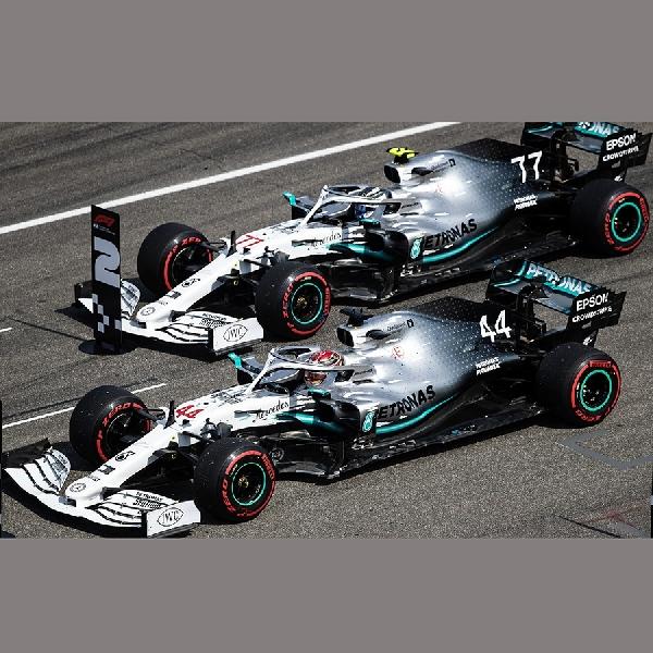 F1: Ban Pirelli Spek 2019 Bukan Penentu Suksesnya Mercedes