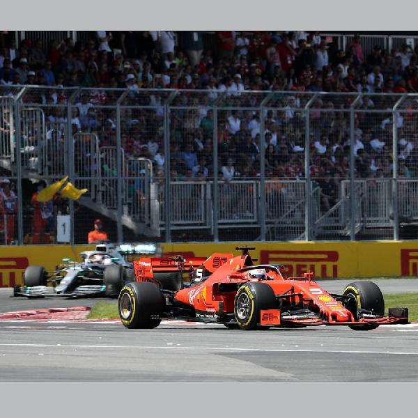F1: Penalti Hamilton Di Spa 2008 Berbeda Dengan Vettel Di Canada 2019