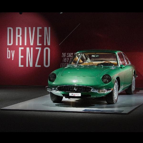 Peringati Ultah ke-120, Museum Ferrari Gelar Pameran Bertajuk Driven by Enzo