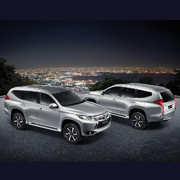 Mitsubishi Pajero Sport Sandang Gelar The Best of High SUV Diesel
