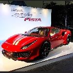 Ferrari Jakarta Datangkan Unit Pertama Ferrari 488 Pista