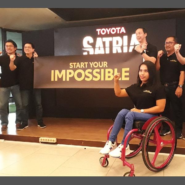 Toyota Cari Atlit Muda Berbakat Indonesia Melalui Program Satria