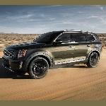 KIA Bikin Telluride  Sebagai SUV Yang Amerika Banget