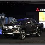 Kota Makassar Kedatangan New Mitsubishi Triton