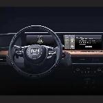 Ini Dia Foto Interior Dari Prototipe Mobil Listrik Honda
