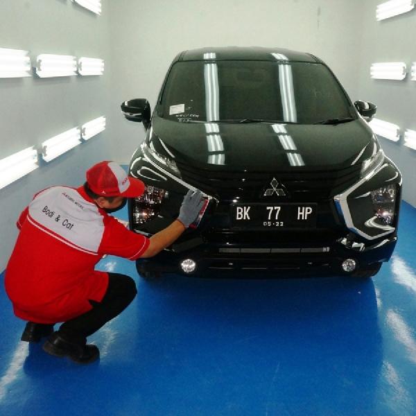 Mitsubishi Resmikan Diler Kendaraan Penumpang ke-126 Di Medan