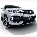 Honda Perlihatkan X-NV Concept Sebagai Mobil Listrik Khusus Pasar Cina