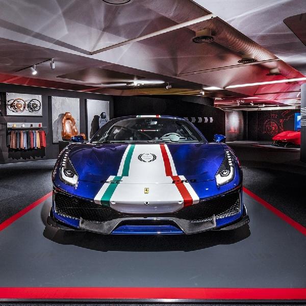Ingin Tahu Sejarah 90 Tahun Ferrari? Yuk Ke Museo Ferrari
