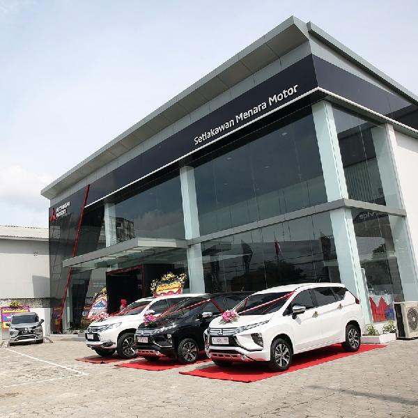 Mitsubishi Buka Diler 3S Di Kota Cilegon