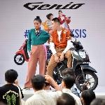 Ribuan Motor Honda Laris Terjual Di Jakarta Fair