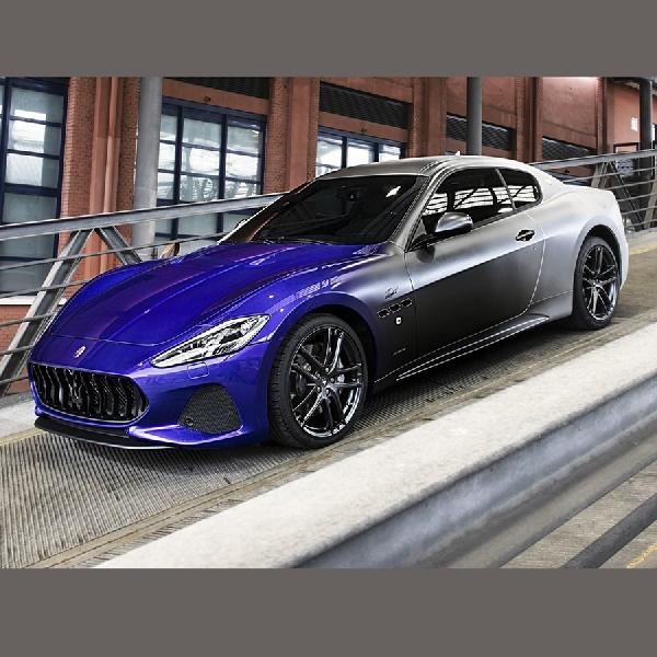 Zeda Akan Menjadi Maserati GranTurismo Terakhir