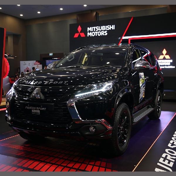 Mitsubishi Hadirkan PAJERO SPORT Rockford Fosgate Black Edition Edisi Kedua
