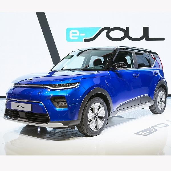 New e-Soul Jadi Tonggak Eliktrifikasi Kendaraan KIA