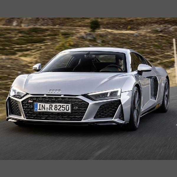 Yihaa, Audi R8 V10 Kini Berpenggerak Belakang!