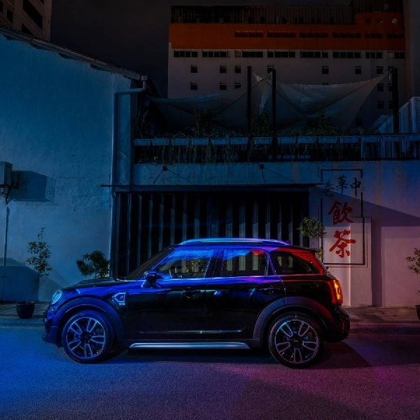 MINI Indonesia Luncurkan New MINI Countryman Blackheath Edition