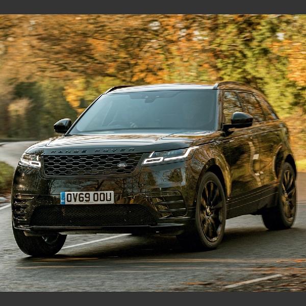 Hanya 500 Unit Range Rover Velar R-Dynamic Black Dibuat
