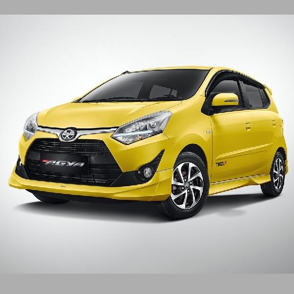 Toyota Corolla Altis dan Agya Jadi Merk Terbaik Di Kelasnya