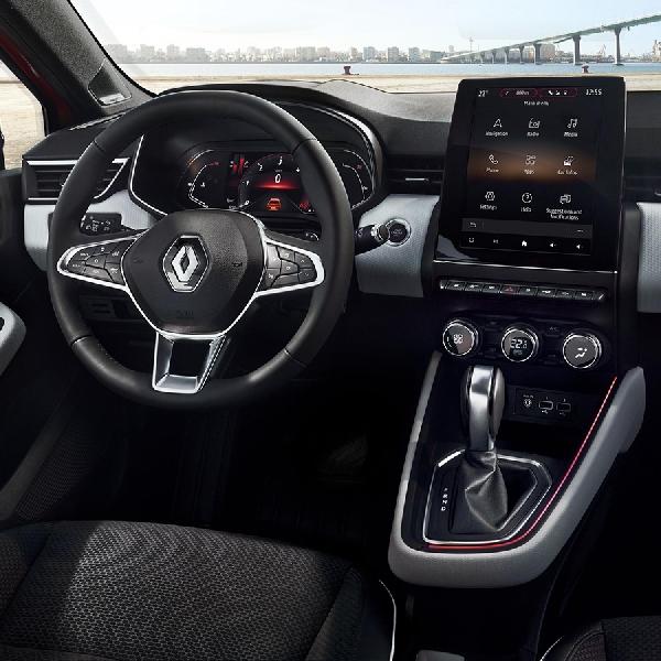 Yuk, Intip Bagian Dalam Renault Clio Terbaru