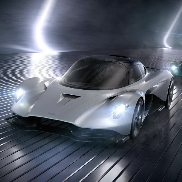 It's Official! Hypercar AM-RB 003 Resmi Dinamai Valhalla