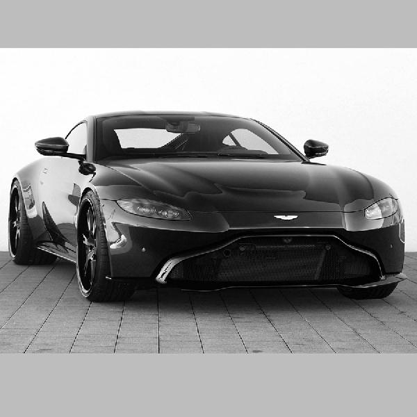 Ada 671HP Di Balik Kap Mesin Aston Martin Vantage Ini