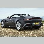 Ini Dia Bocoran Gambar Aston Martin Vantage Roadster