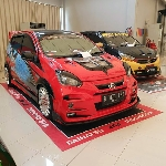 Daihatsu Dress Up Challenge Hebohkan Kota Palembang