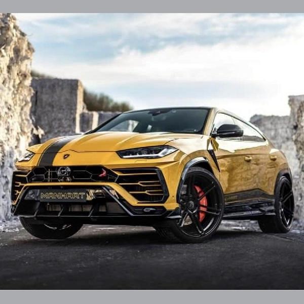 Lamborghini Urus Ini Punya Lebih Dari 800 HP