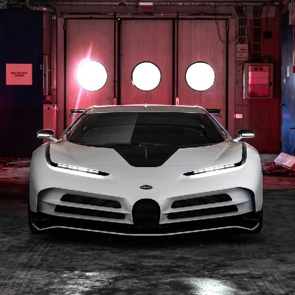 Bawa Pulang Bugatti Centodieci Ini Dengan Rp126 Miliar Saja