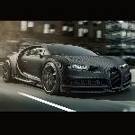 Bugatti Tambahkan Efek Misterius Pada Chiron