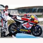 Moto2: Sam Lowes Pembalap Tim Federal Oil Gresini Sapa Pengemarnya Di Indonesia
