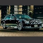 Toyota Buat Mobil Khusus Kaisar Naruhito