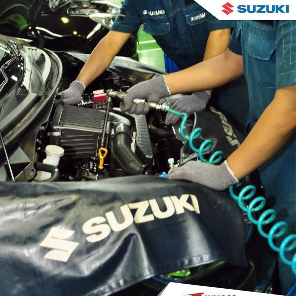 Ayo Datang Ke Suzuki Pondok Indah Untuk Servis Gratis