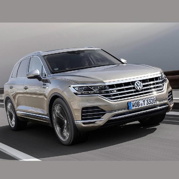 Waduh, Engga Ada Lagi Volkswagen V8 Setelah Touareg Ini?