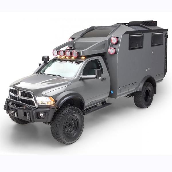Bingung Mau Kado Natal Apa? Pilih Adventure Truck Ini Saja