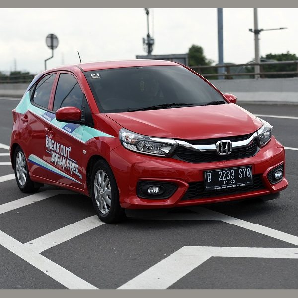 Iritnya All New Honda Brio Mampu Tembus 30,1 Km/Liter