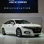 GIIAS 2019 Jadi Saksi Peluncuran All New Honda Accord Yang Semakin Canggih
