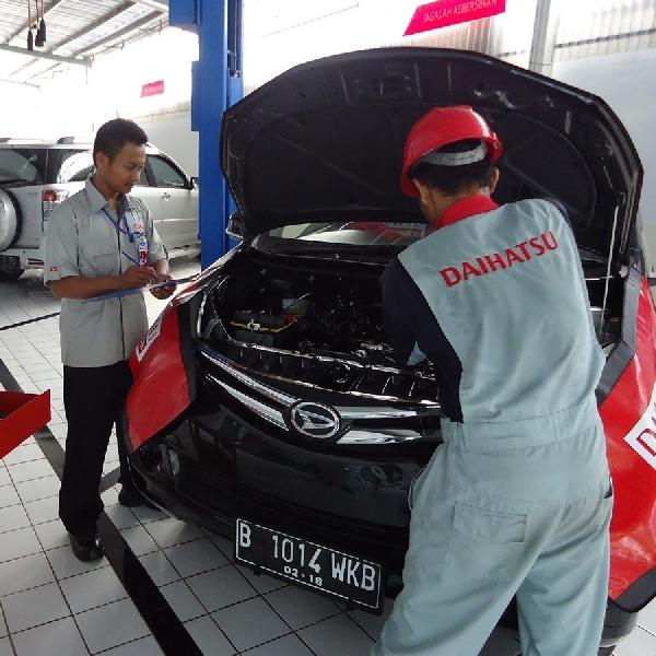 Daihatsu Siapkan Posko 24 Jam Sepanjang Jalur Liburan
