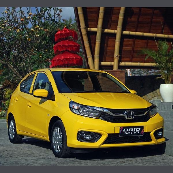 New Brio Satya Jadi Mobil Honda Paling Laris Di Awal 2019