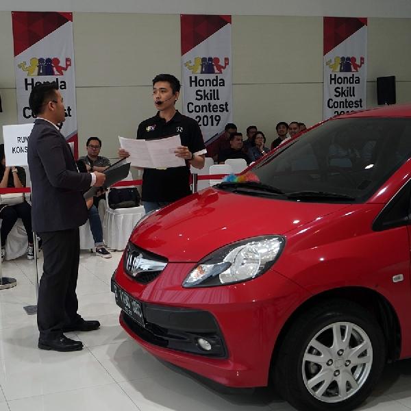 Honda Gelar Kompetisi Nasional Sumber Daya Dealer Ke-15