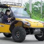 Mobil Off Road Indonesia Ini Raih Penghargaan